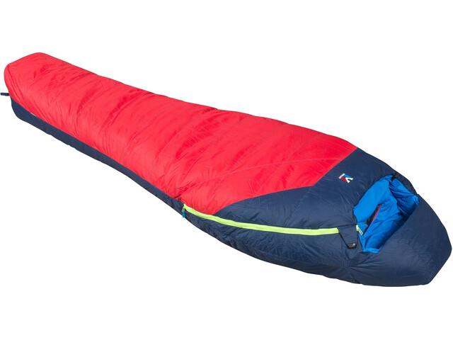 Millet Trilogy Edge Sleeping Bag Regular saphir/rouge